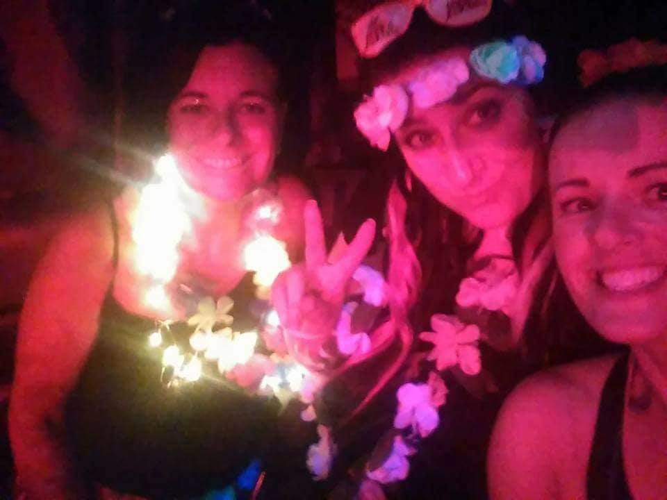 Clubbercise Mush Event