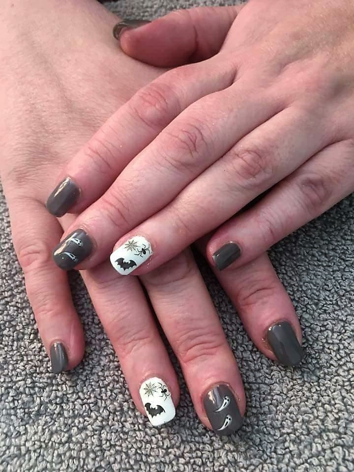 My new iNails by AAB Shiremoor *