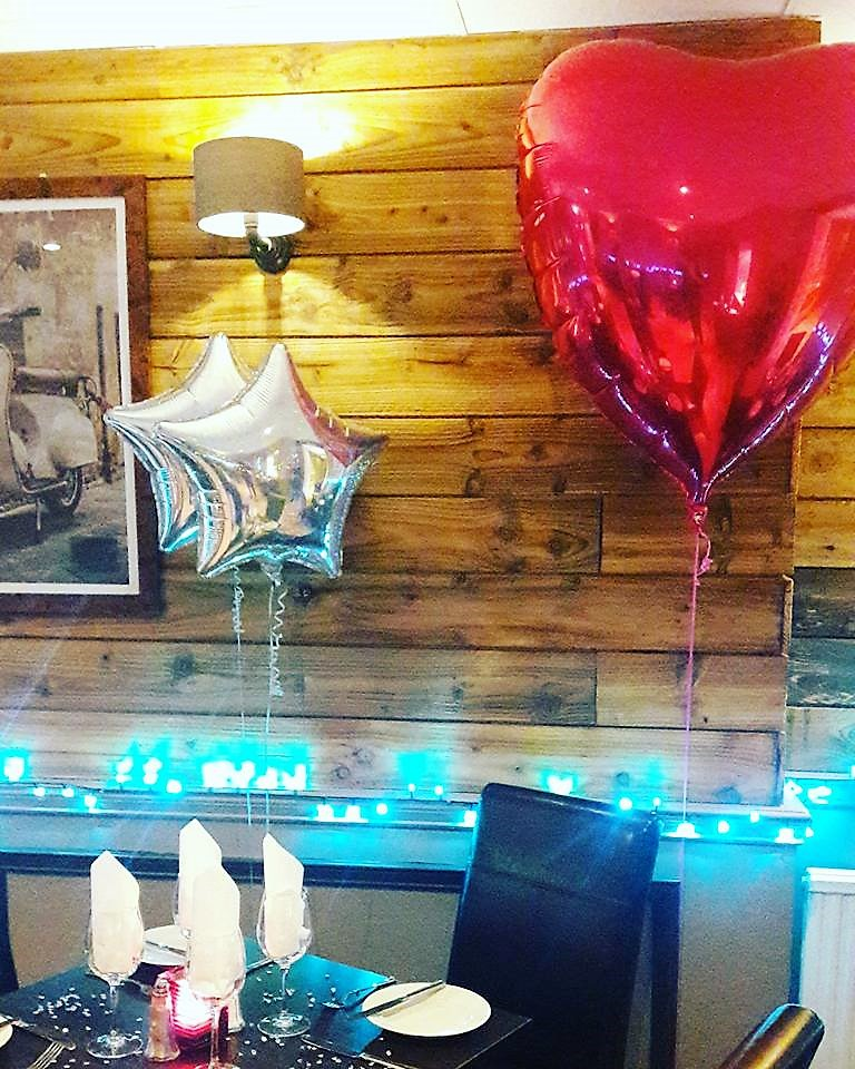 Besties, Balloons and Blogmas Day 6