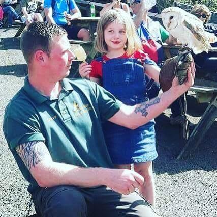 Birds of Prey Centre Leaplish Kielder