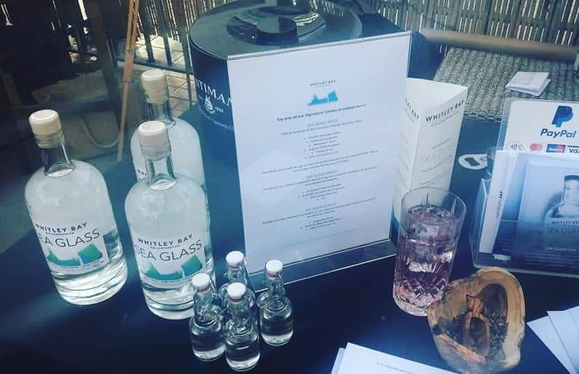 GIn and Rum Festival at Olives at the Station