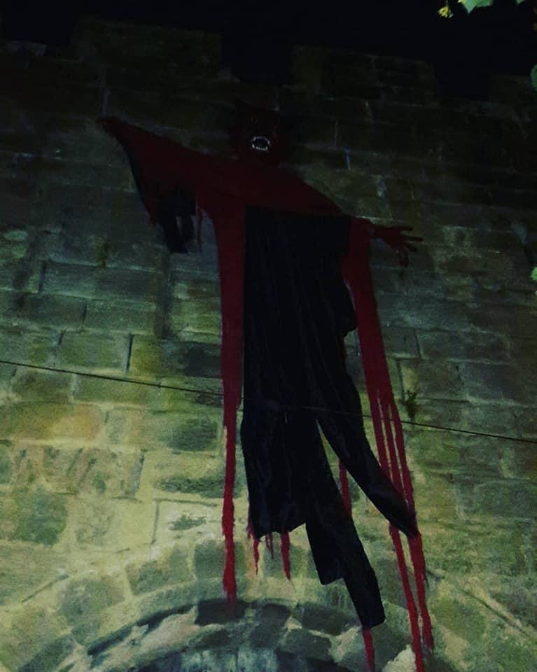 Devil Alnwick Garden Spooky Garden Walk Twilight Gardens Halloween Alnwick Castle