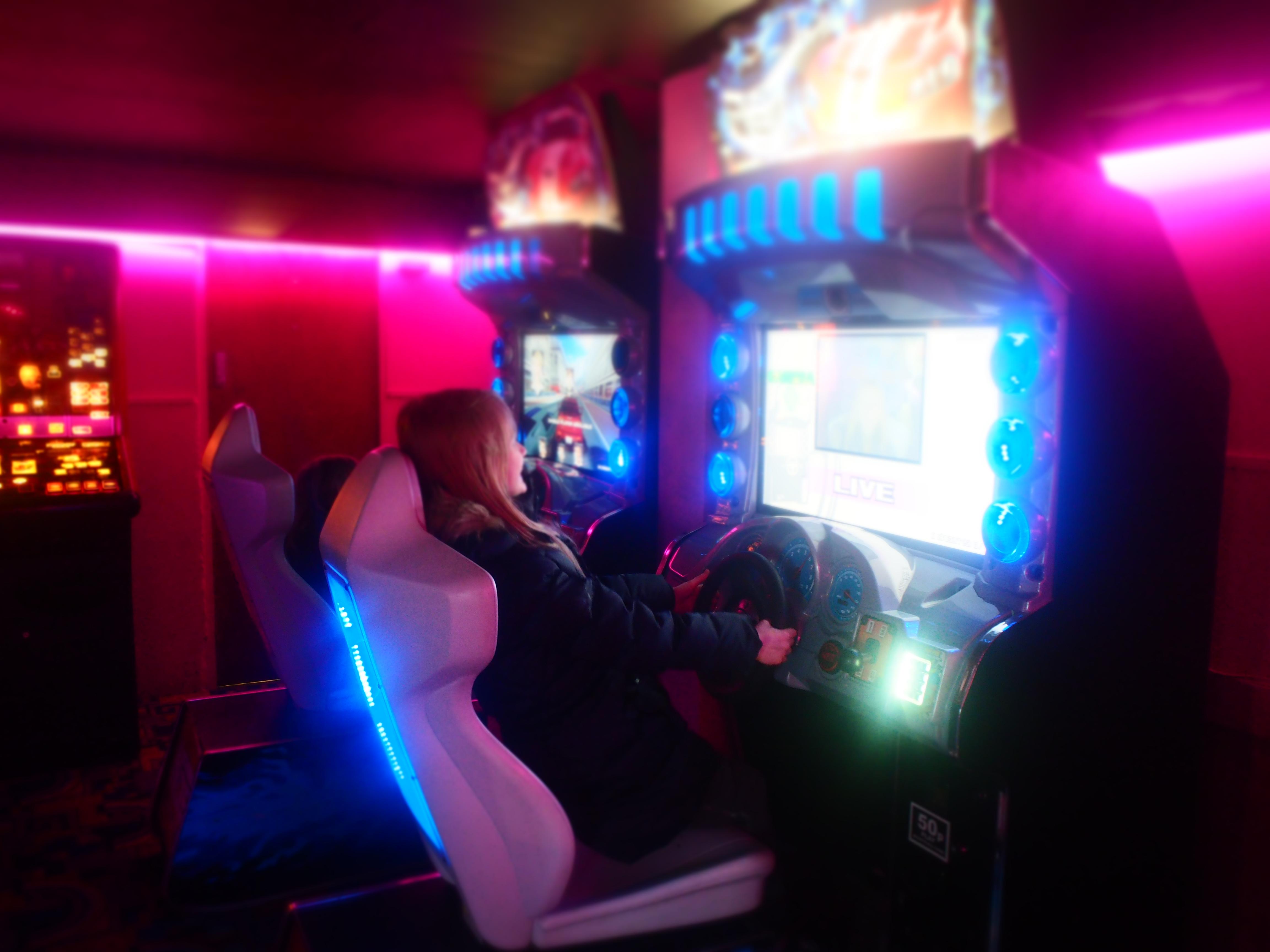 Arcades hornsea