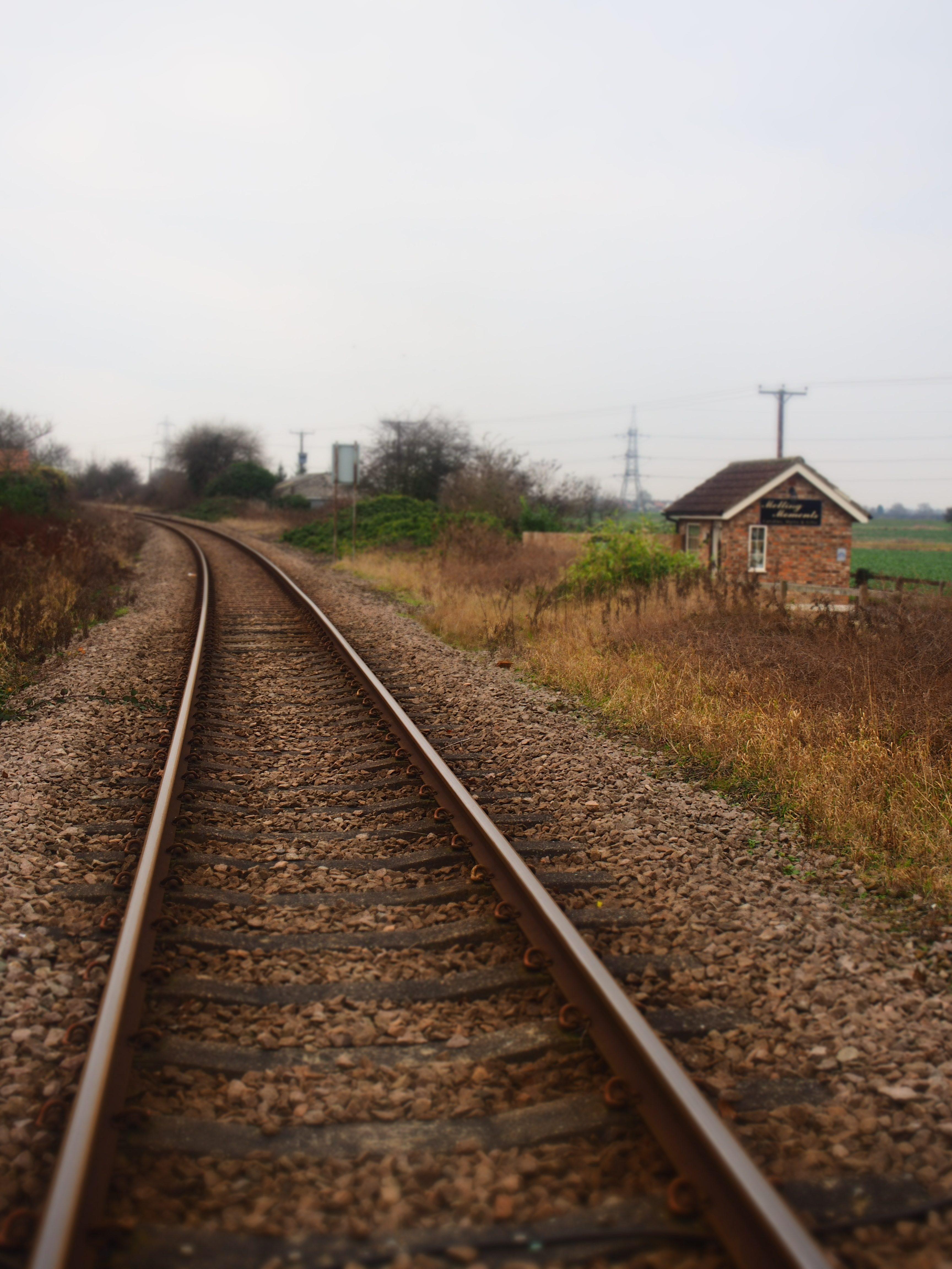 railway track snaith