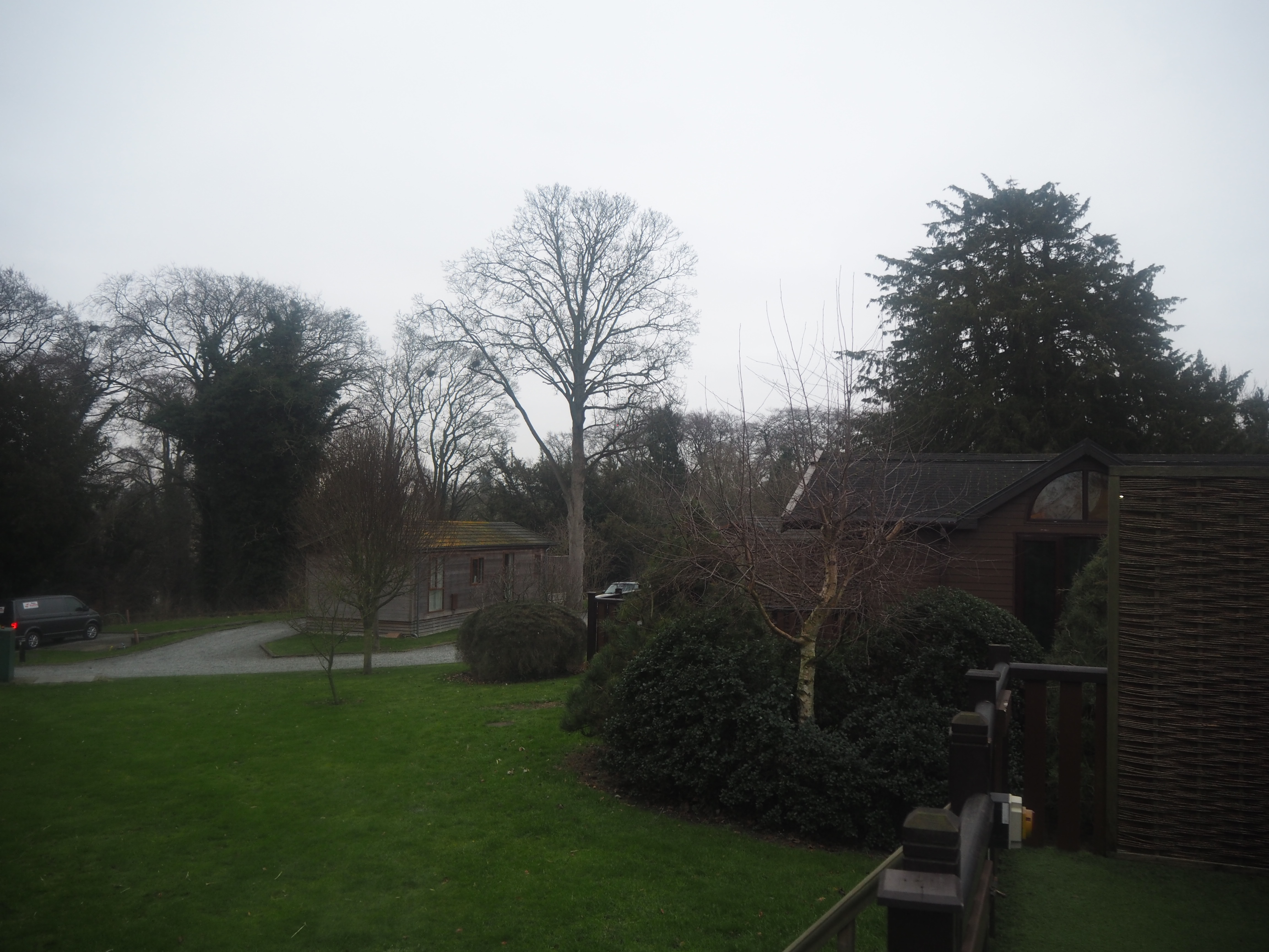 Raywell Hall Country Lodges Larchwood Spa