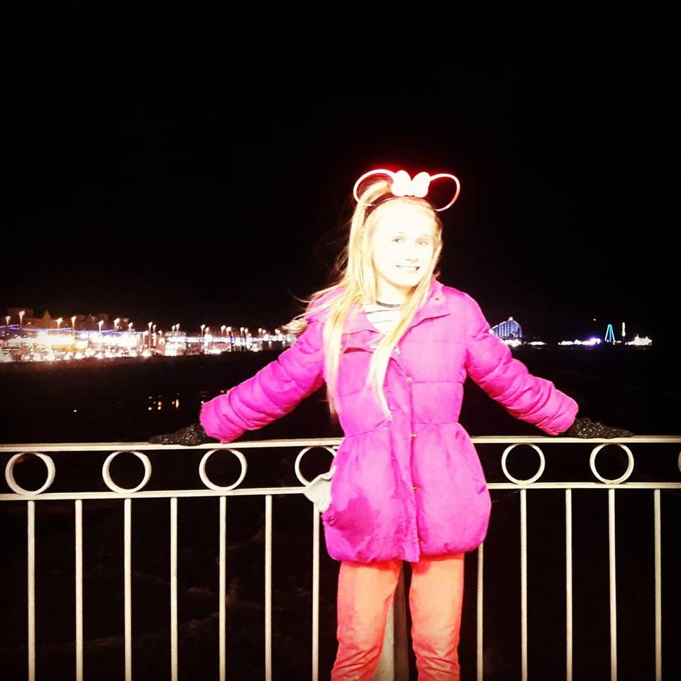 Jessica in Blackpool